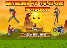 Bayblade vs Yu Gi Oh